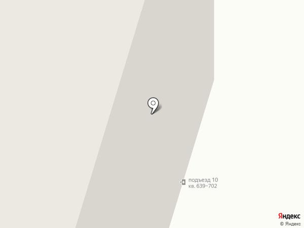 Парикмахерская на карте Одинцово