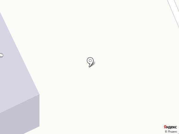 Специализированная ДЮСШ олимпийского резерва на карте Красногорска