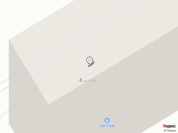 Крош на карте Анапы