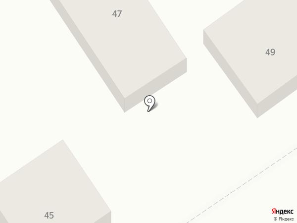 Анапагазсервис на карте Анапы