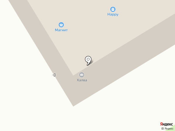 Авоська на карте Химок
