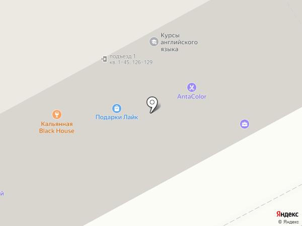 Black_Room на карте Анапы