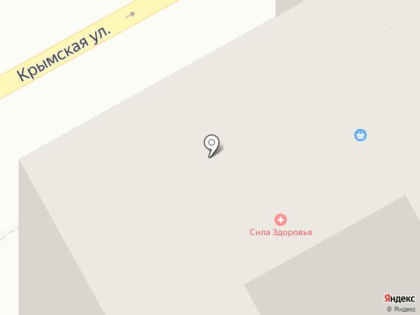 Чудовыпечка на карте Анапы
