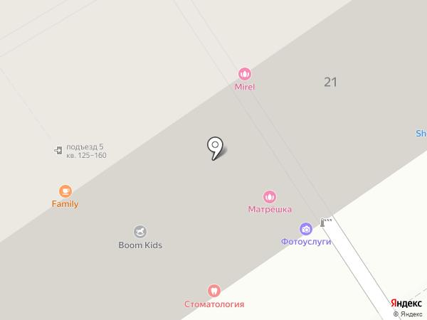 Prima Vita/ЛАЗЕР МЕД на карте Анапы