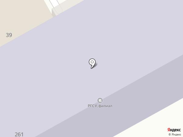 Татаки на карте Анапы