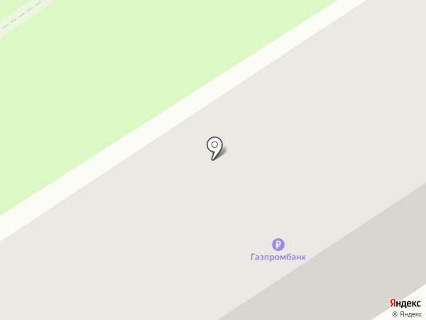 Анапагоргаз на карте Анапы