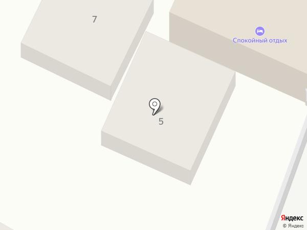 АГИП на карте Анапы