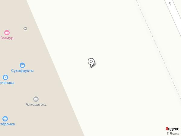 Стильный дом на карте Красногорска