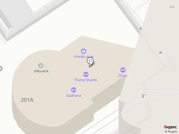 DRIVE на карте Анапы
