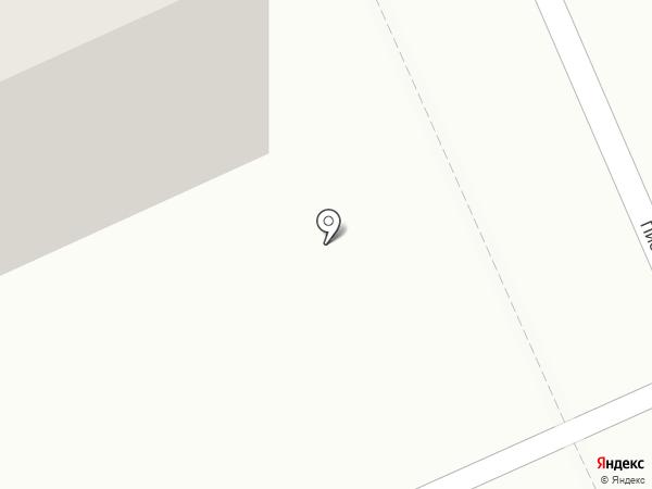 Архитектурно-планировочное управление Московской области, ГБУ на карте Красногорска