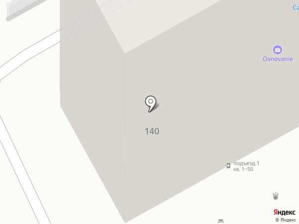 Курорт, ЖСК на карте Анапы