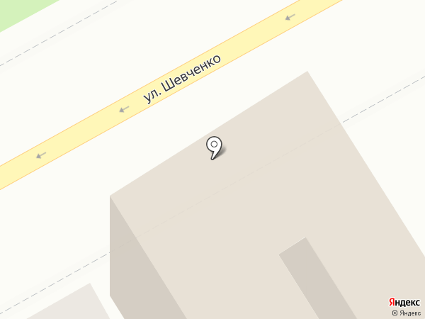 Адвокатский кабинет Огиенко В.И. на карте Анапы