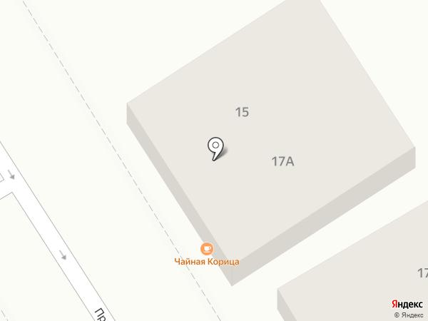 ВегаДом на карте Анапы