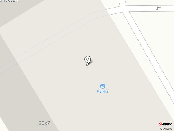 Хищник на карте Анапы
