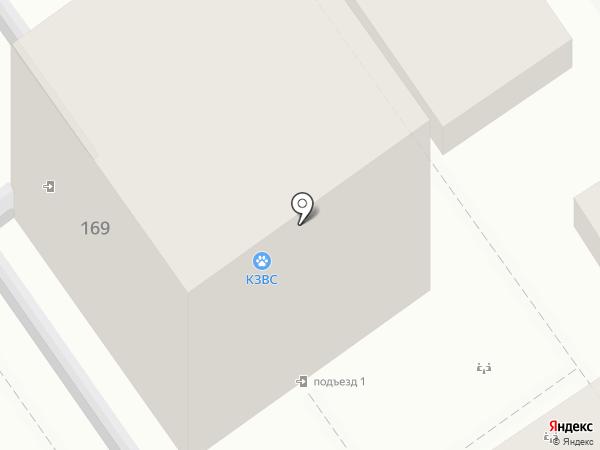Волшебница на карте Анапы