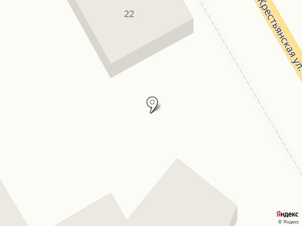 PROAVTO на карте Анапы