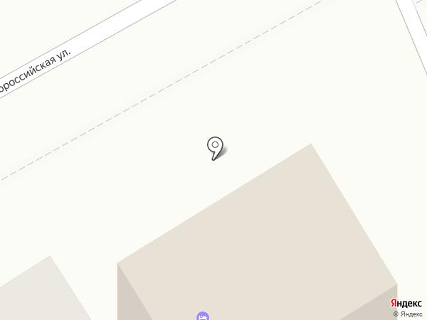 М-Юг на карте Анапы