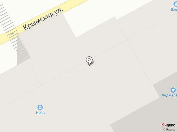 РЕСО-Гарантия, СПАО на карте Анапы