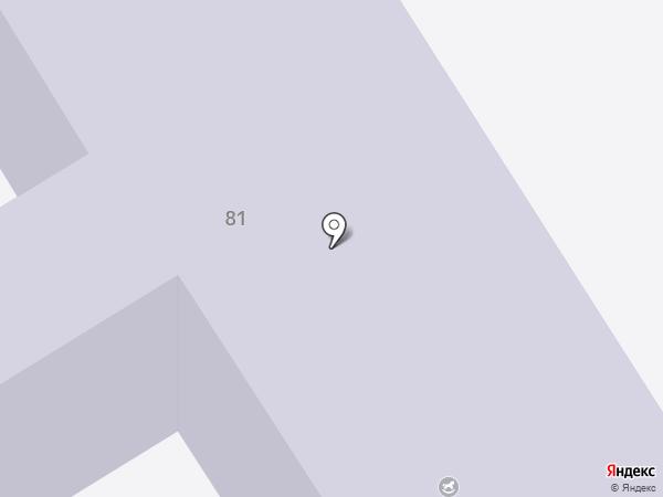 Детский сад №3 на карте Анапы