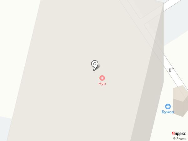Риа-медоптик на карте Анапы