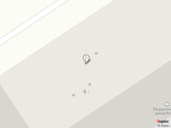 Ратмир на карте Анапы