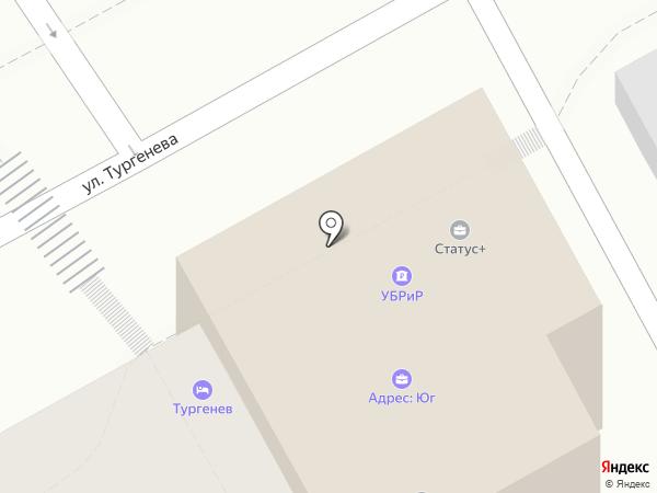 Anapa.инфо на карте Анапы