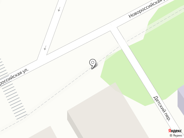 Арт трименг на карте Анапы