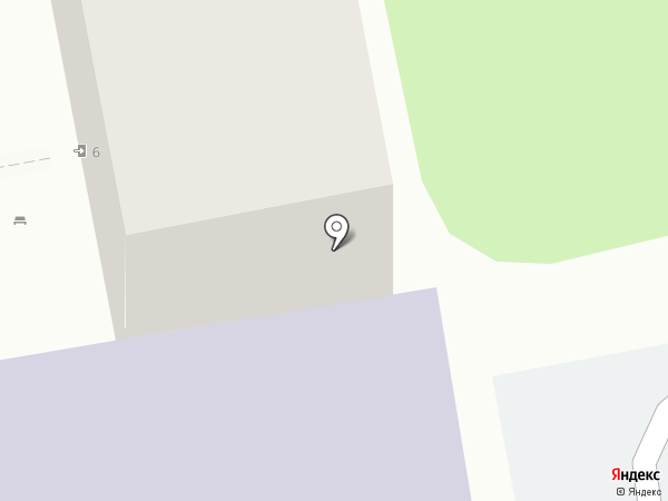 Центральная библиотека на карте Анапы