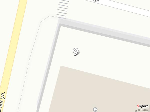 Администрация Джигинского сельского округа на карте Анапы
