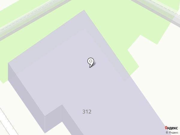 Детский сад №17 на карте Анапы