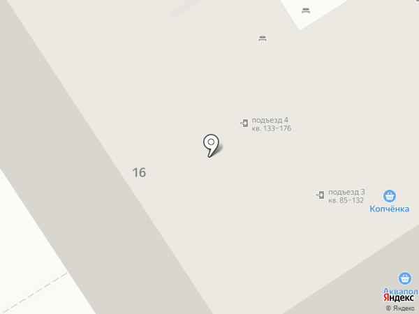Виноград на карте Анапы