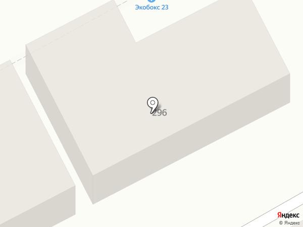 Черноморская оценочная компания на карте Анапы