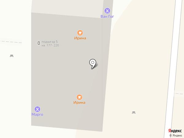 Красная площадь на карте Анапы