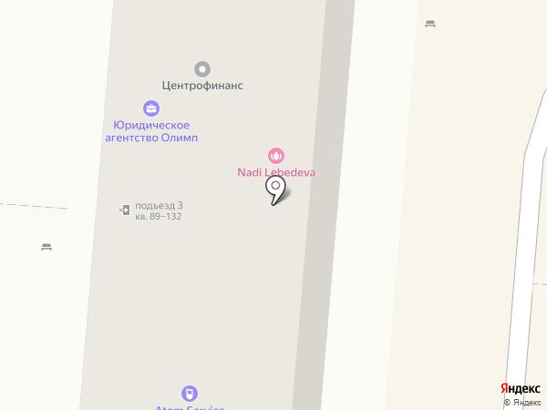 Стройзаказчик на карте Анапы