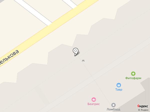 Мастер Лес на карте Анапы