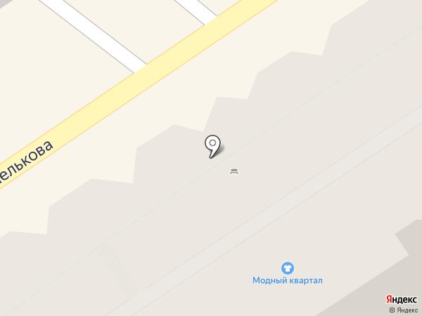 Центр домашнего уюта на карте Анапы