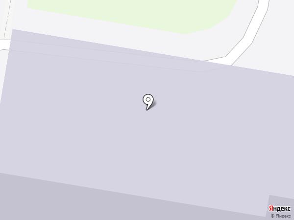 Поликлиническое отделение участковой больницы №3 на карте Анапы