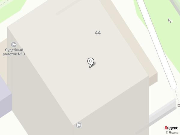 ДЮСШ №3 на карте Анапы