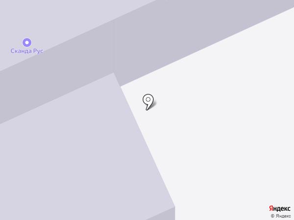 РАНХиГС на карте Красногорска