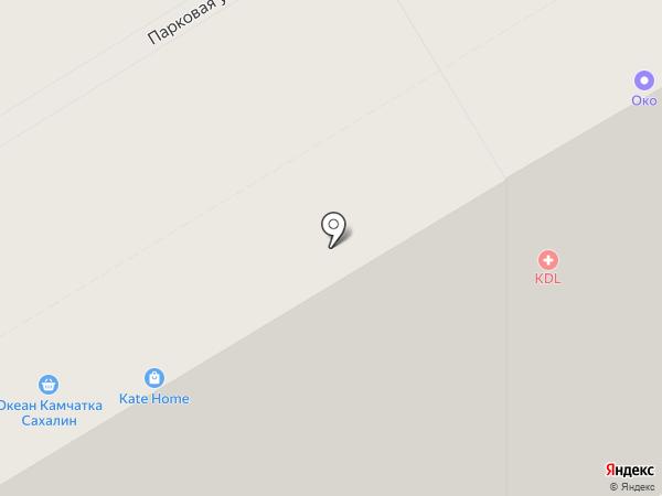 ДомСервис на карте Анапы