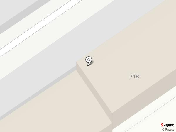 Автомойка на ул. Чехова на карте Анапы