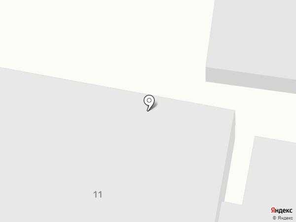 Акватрейд на карте Анапы
