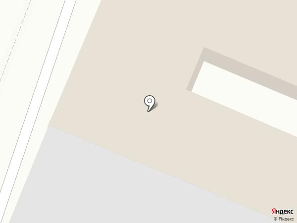 УДБ БАРС на карте Анапы