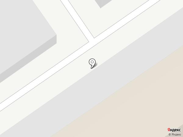 Гаражно-строительный кооператив №7 на карте Анапы