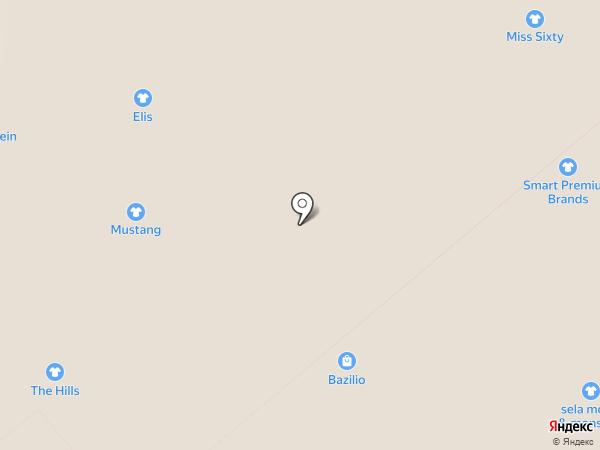 Anabel Crystal на карте Анапы