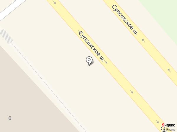 Strabag на карте Анапы