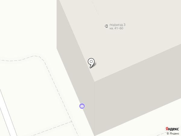 Красногорск на карте Красногорска