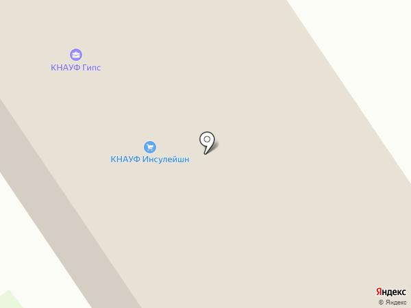 Баутерм на карте Красногорска