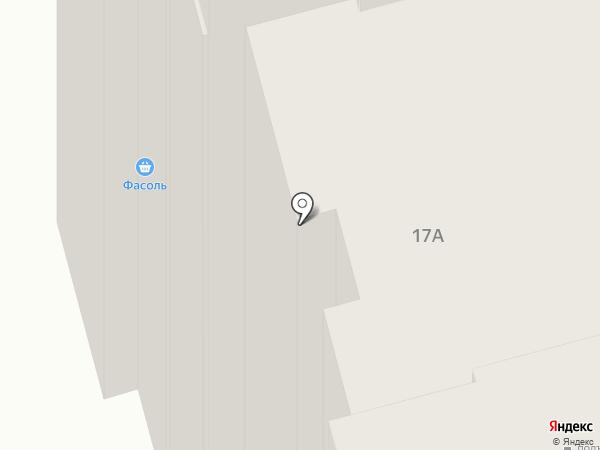 РКГ на карте Красногорска