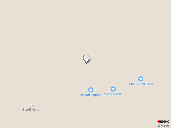 PEGAS Touristik на карте Анапы
